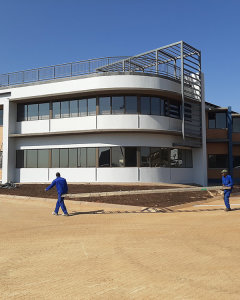 Midlands Office Park, Midstream